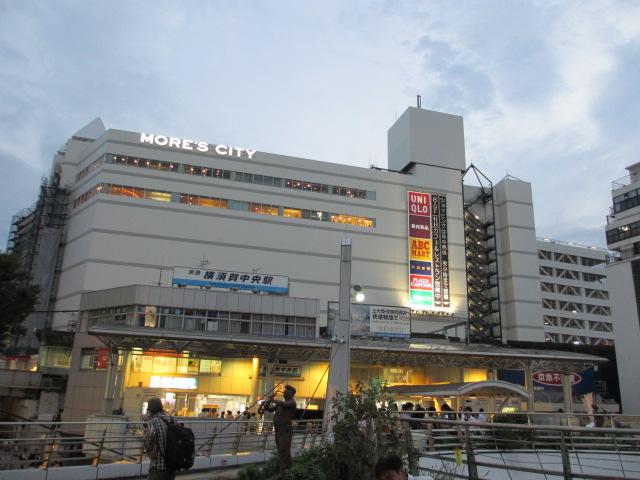 横須賀MORE'S CITY